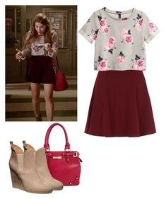 Lydia Martin - tw / teen wolf by shadyannon on Polyvore featuring H&M and Dune