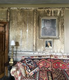 Exploring Malplaquet House, a truly incredible building and hidden paradise in the East End of London