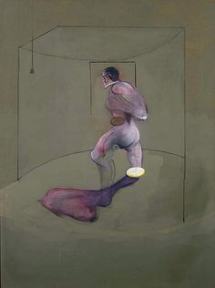 mentaltimetraveller:  Francis Bacon, Study from the human body, 1988