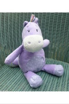 Lost on 10 Aug. 2015 @ Rm10. My daughter lost her soft Purple donkey it has a rattle in its belly and doodle donkey on the label she could have lost it at mc Donald's at Kingston centre we didn't realise till she woke up at ho... Visit: https://whiteboomerang.com/lostteddy/msg/17igd9 (Posted by Bonnie on 11 Aug. 2015)