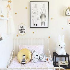 ebabee likes:Decorating with polka dots