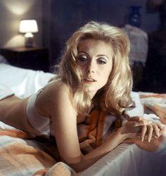 Catherine Deneuve in Belle de Jour (1967)