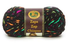 Zaps:  Weight Category: 6 -   Super Bulky Weight: Bulky, Roving Yarn 3.50 oz./100 g (87 yd/80 m)