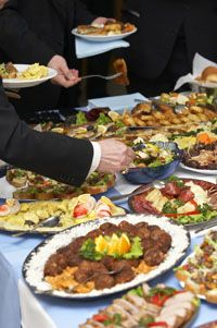 To give you an idea of heavy hors doeuvre buffets partie lets heavy hors doeuvres our wedding meal stopboris Choice Image