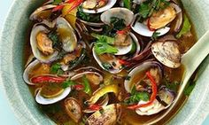 Come out of your shell: Yotam Ottolenghi's recipes for mussels, clams and oysters | Life and style | The Guardian
