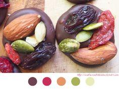 DIY Cuisine - Recette - Chocolat - Fruits secs - Chocolate - Recipe - Mix Energy Bites - Tuto - Tutoriel -