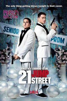Channing Tatum and Jonah Hill. Loved 21 Jump Street. joannamaria
