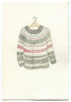 Matt's Wool Sweater