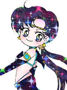 Sailor Star fighter うらちゃん https://twitter.com/larme_miel/status/759726090361241601