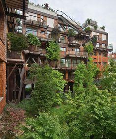 http://www.boredpanda.com/urban-treehouse-green-architecture-25-verde-luciano-pia-turin-italy/ gallery