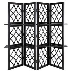 Om my three of my favorite things, A room divider, shelves and storage all in one beautiful room divider