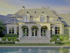 French Country in Dallas, Texas.