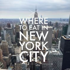Wondering what and where to eat in New York ? Hopefully this post will help give you some ideas. Places To Eat, Places Ive Been, Travel Advice, Travel Tips, New York Travel, Wanderlust Travel, Solo Travel, New York City, Nyc