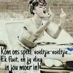 Wel.... Afrikaanse Quotes, Funny Comebacks, Funny Qoutes, Mindset Quotes, Work Quotes, Queen Quotes, True Words, Happy Quotes, Funny Pictures