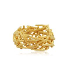 Inspiration for Nest collection came while observing Nature. One day I have been watching a bird while building a nest out of branches and dried grass. I found it very beautiful, fragile, but at the same time very well engineered construction. I h...