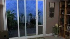 Petsafe Freedom Patio Panel Pet Door