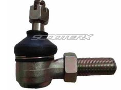 "Tie Rod Kit Ball Joint 12mm x 14mm x 52mm/2"" Pit Bike Go Kart SandRail UTV ATV #ScooterX"