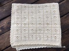 Call the midwife baby blanket