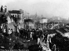 Morro do Castelo, Centro. Rio de Janeiro, 1922.