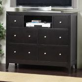 Found it at Wayfair - Vista 6 Drawer Media Chest40w x 45h x 20d  $479  espresso