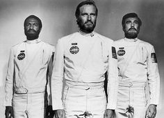 Planet of the Apes 1968 Astronauts