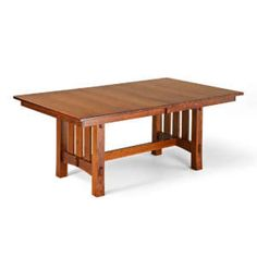 72220 Aspen Table Craftsman Furniture, Amish Furniture, Dining Room Furniture, Custom Furniture, Dining Room Table, Furniture Making, Furniture Plans, Craftsman Decor, Furniture Design