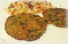 Cocina con Marta. Recetas fáciles, rápidas y caseras: Hamburguesas vegetarianas