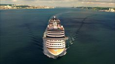 MSC Cruises - Our Company Engage your desire for the Sea.