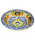 Talavera Sinks - Decorative Pottery - Talavera Emporium