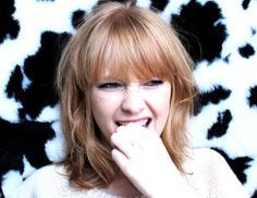 bangs and layers Lucy Rose, My Eyes, Bangs, Love Her, Hair, Singers, Image, Beauty, Layers