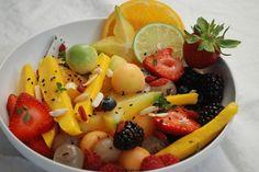 Top 10 Tropical Fruit Summer Desserts