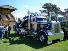 beautiful pete...logging truck