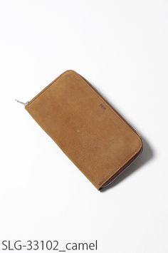 【財布】スモーク・ラウンドロングウォレット
