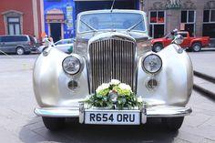 #carro #novia #boda Maria Jose Arevalo y José Corona