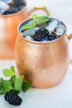 Blackberry Moscow Mule Cocktail Recipe   twyn   a lifestyle blog