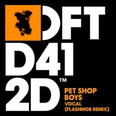 Pet Shop Boys: 'Vocal' (Flashmob Remix) via Defected Records. #dance #dance #dance