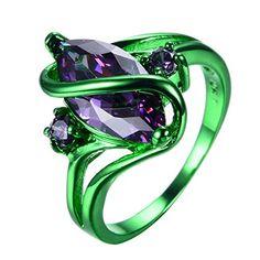 ARICA Vintage Green Gold Filled Amethyst Vintage Jewelry ... https://www.amazon.com/dp/B01MCX66TR/ref=cm_sw_r_pi_dp_x_Nn6QybHX3XM70