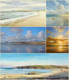 Duncan Palmar Cornish Paintings.