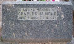 El ojo que todo lo ve: Charles Henry Almond