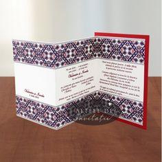 Altfel de invitatie nunta Traditionala desfasurata Romanian Wedding, Wedding Planning, Wedding Invitations, Wedding Inspiration, How To Plan, Party, Weddings, Google, Wedding