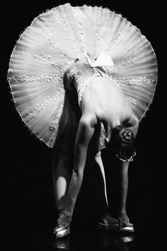 Ballet. I the sport a girl finds, a challenge a boy couldn't endure.