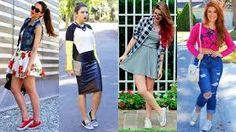 Resultado de imagen para outfits casuales juveniles con jeans