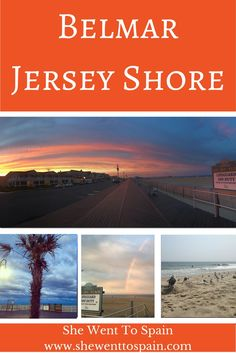 Belmar is a popular Jersey Shore town, famous for big sandy beaches, exciting nightlife, and delicious seafood restaurants.