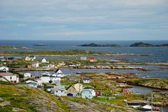 Greenspond, an island town in the Bonavista North region of Newfoundland, in the Canadian province of Newfoundland & Labrador. Newfoundland Canada, Newfoundland And Labrador, Oriental, Canadian Travel, Nova Scotia, Oh The Places You'll Go, North America, Costa, Traveling By Yourself