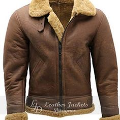 Looking for Infinity Men's Brown Shearling Sheepskin WW 2 Bomber Leather Flying Aviator Jacket ? Check out our picks for the Infinity Men's Brown Shearling Sheepskin WW 2 Bomber Leather Flying Aviator Jacket from the popular stores - all in one. Mens Shearling Jacket, Mens Leather Bomber Jacket, Faux Shearling Coat, Sheepskin Jacket Mens, Aviator Jacket Mens, Aviator Jackets, Leather Jackets Online, Faux Leather Jackets, Leather Coats