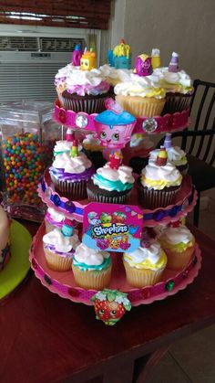 Shopkins birthday