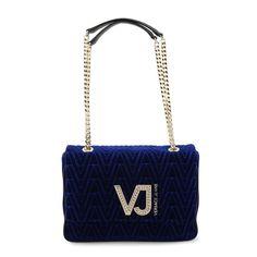 Damen schultertaschen Versace Jeans Ladies shoulder bags NEW Versace Jeans Bags, Versace Jeans Couture, Versace Purses, Blue Shoulder Bags, Shoulder Handbags, Moschino, Navy Women, Bago, Blue Bags
