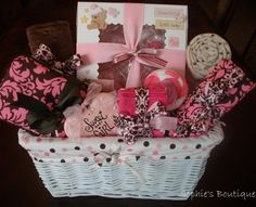 Baby shower gift ideas for baby girl - onesies and washcloth cupcakes gift set…