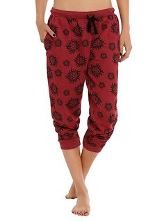 Supernatural Symbols Girls Pajama Pants | Hot Topic