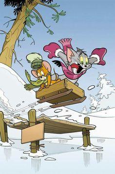 Tom & Jerry -- Looks like Calvin and Hobbes Cute Cartoon Characters, Cartoon Shows, Cartoon Pics, Cartoon Art, Best Cartoons Ever, 90s Cartoons, Animated Cartoons, Tom And Gerry, Tom And Jerry Wallpapers